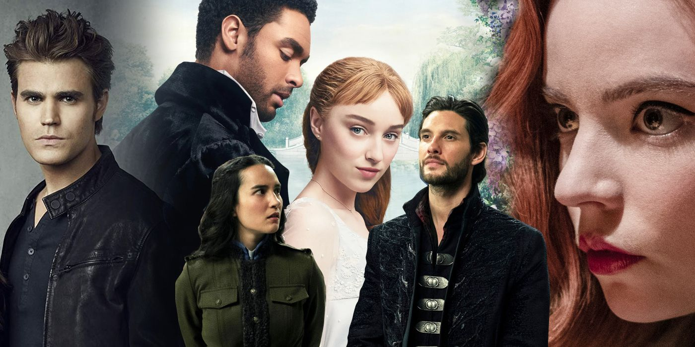 Best TV Shows Based on Books to Watch on Netflix